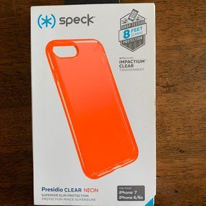 Speck Presidio Clear case - iPhone 7, iPhone 6/6s